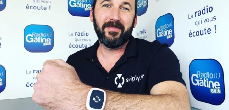 Swiply : le compteur made in Gâtine prix de l'innovation au concours Transtech